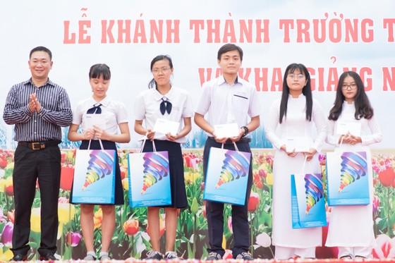 Hơn 90 tỷ đồng xây dựng mới Trường Trung học Thực hành Sài Gòn ảnh 2