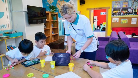 Trường Phổ thông Quốc tế Việt Nam - Phần Lan tuyển sinh năm 2019  ảnh 1