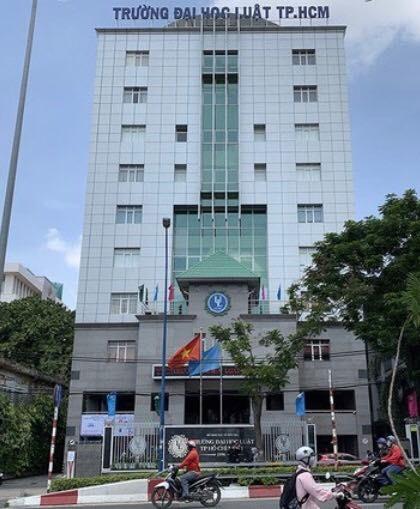 Thanh tra Trường ĐH Luật TPHCM trong 45 ngày ảnh 1