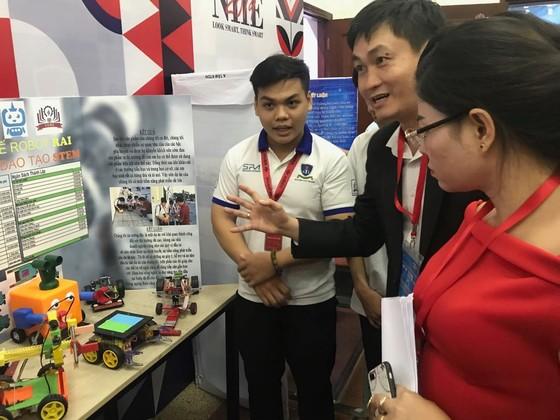 Sinh viên Trường ĐH Nguyễn Tất Thành giành giải nhất cuộc thi Ý tưởng khởi nghiệp sáng tạo 2019 ảnh 2