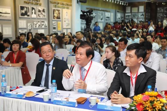 Sinh viên Trường ĐH Nguyễn Tất Thành giành giải nhất cuộc thi Ý tưởng khởi nghiệp sáng tạo 2019 ảnh 3
