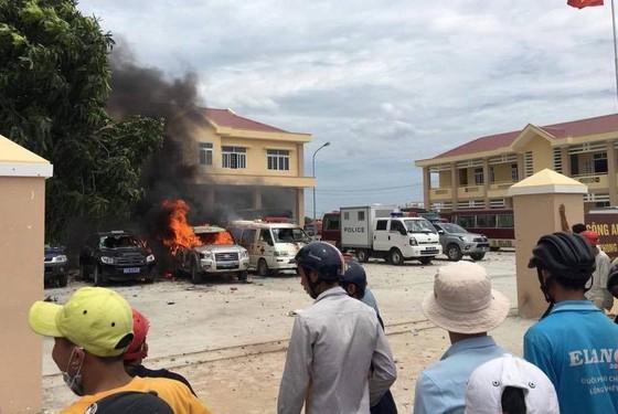 Sẽ xử lý nghiêm hành vi gây rối tại Bình Thuận ảnh 2