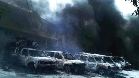 Sẽ xử lý nghiêm hành vi gây rối tại Bình Thuận ảnh 3