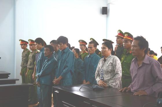 Xét xử 7 bị cáo liên quan đến vụ gây rối ở Bình Thuận ảnh 1
