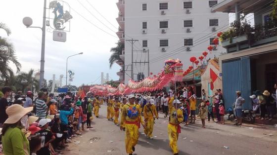 Tưng bừng Lễ hội Nghinh Ông ở Bình Thuận ảnh 2