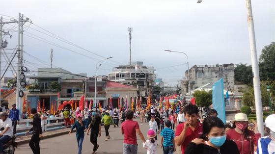 Tưng bừng Lễ hội Nghinh Ông ở Bình Thuận ảnh 1