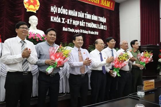 Bình Thuận có tân Phó Chủ tịch UBND tỉnh ảnh 1