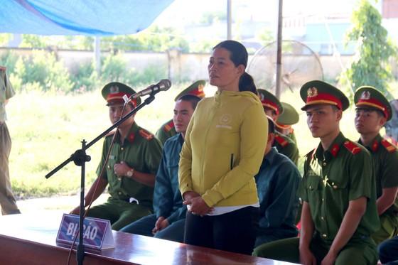 Xét xử 9 đối tượng tham gia gây rối ở tỉnh Bình Thuận ảnh 2
