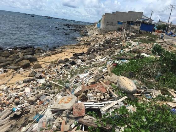 Xem ảnh bãi biển Phú Quý trước và sau khi dọn sạch rác ảnh 5