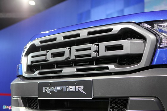 Can canh 'sieu ban tai' Ford Ranger Raptor 2018 hinh anh 5
