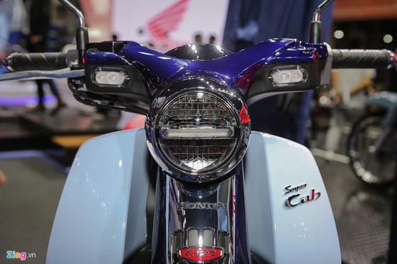 Chi tiet Honda C125 - bien the Super Cub hien dai hinh anh 3