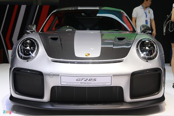 Chiec Porsche 911 manh nhat lich su den Dong Nam A hinh anh 7