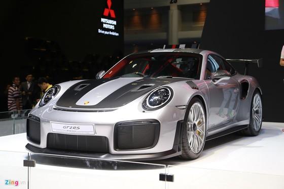Chiec Porsche 911 manh nhat lich su den Dong Nam A hinh anh 1