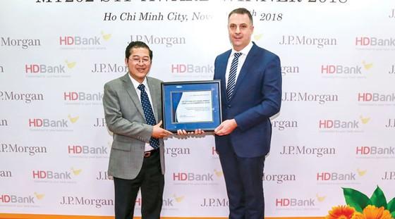 HDBank - dịch vụ thanh toán quốc tế xuất sắc toàn cầu ảnh 1