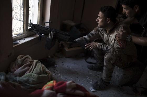 Chiếm Đại thánh đường al-Nuri ở Mosul, Iraq tuyên bố kết thúc IS ảnh 4