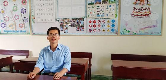 Người viết tâm thư dạy học ở Trường Sa ảnh 1