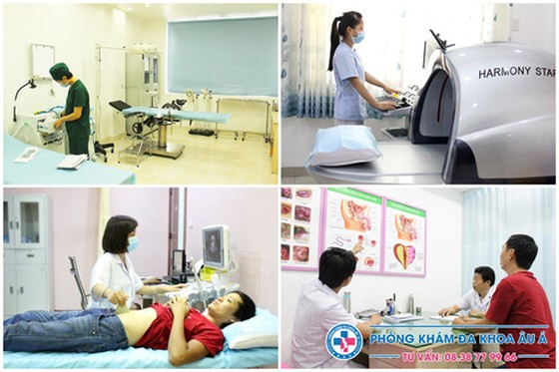 Tìm địa chỉ khám bệnh nam khoa tốt nhất tại TPHCM ảnh 1