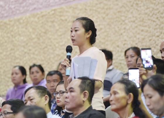"""Bí thư Thành ủy TPHCM Nguyễn Thiện Nhân: """"Giải quyết ngoại lệ cho dân Thủ Thiêm"""" ảnh 4"""