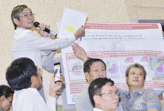 """Bí thư Thành ủy TPHCM Nguyễn Thiện Nhân: """"Giải quyết ngoại lệ cho dân Thủ Thiêm"""" ảnh 3"""