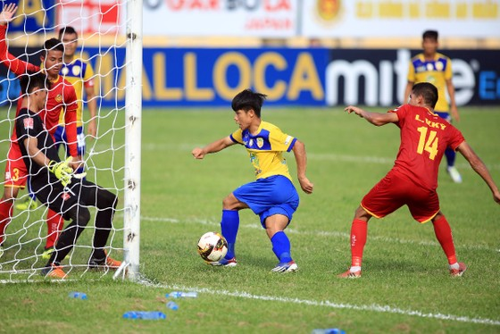 Đồng Tháp nắm chắc lợi thế trong cuộc đua thăng hạng lên V.League ảnh 1
