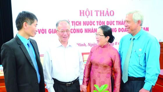 Niềm tự hào của giai cấp công nhân Việt Nam  ảnh 1