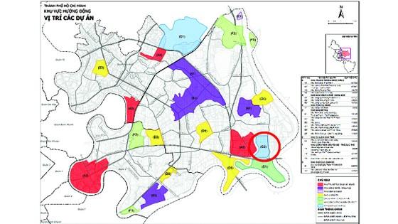 Điều chỉnh quy hoạch Khu giáo dục đào tạo đại học Long Phước 172,92ha ảnh 1