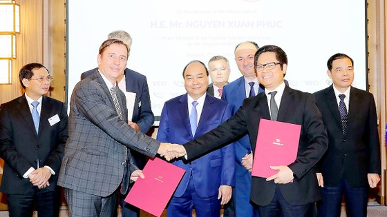 Việt Nam sẽ là cầu nối doanh nghiệp EU và thị trường ASEAN  ảnh 1