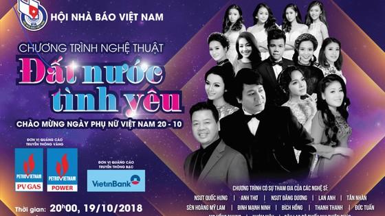 """""""Đất nước tình yêu"""" lần 3 - món quà âm nhạc mừng ngày Phụ nữ Việt Nam ảnh 1"""