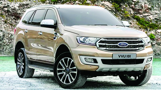 Ford mang gì tới Triển lãm Ô tô Việt Nam 2018? ảnh 1