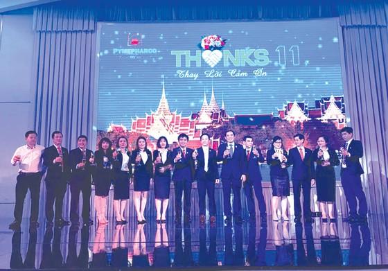 """Hội nghị khách hàng Thanks 11 -  Cùng Pymepharco du lịch """"xứ sở chùa Vàng"""" ảnh 2"""