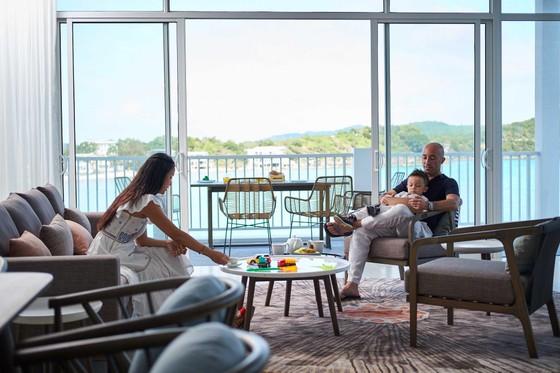 Ngó nghiêng resort 5 sao ở Phú Quốc được nhiều nghệ sĩ nổi tiếng chọn đến nghỉ dưỡng ảnh 5