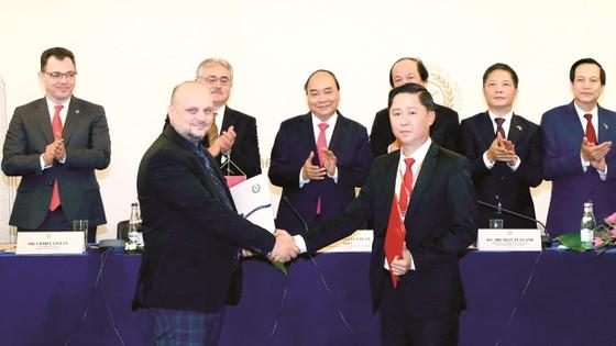 Việt Nam - Romania Thúc đẩy mô hình hợp tác địa phương   ảnh 2