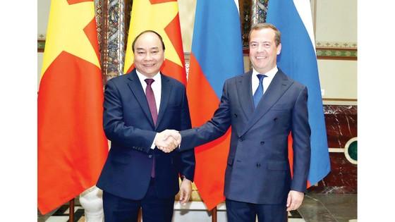 Việt Nam - Liên bang Nga: Thúc đẩy kim ngạch thương mại song phương   ảnh 2