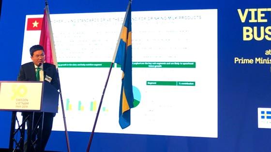 NutiFood chính thức vận hành nhà máy sữa tại Thụy Điển ảnh 2