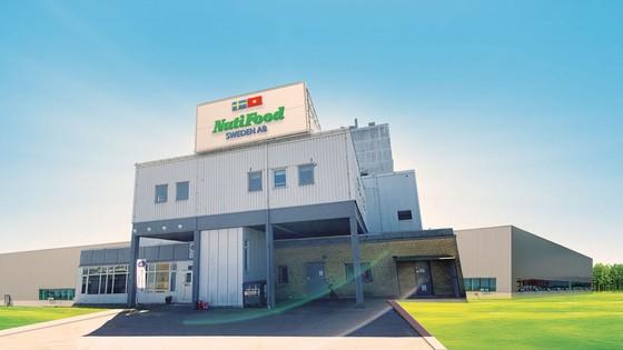 NutiFood chính thức vận hành nhà máy sữa tại Thụy Điển ảnh 1