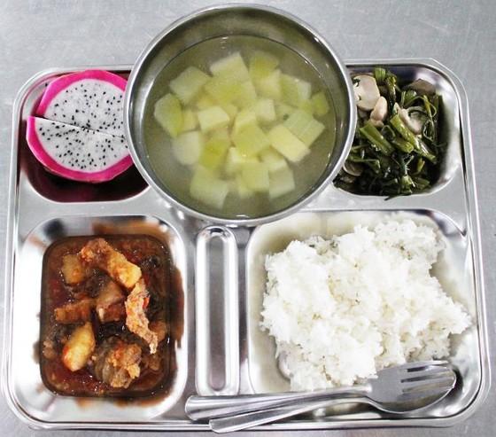 Đẩy mạnh triển khai thực đơn cân bằng dinh dưỡng  ảnh 1