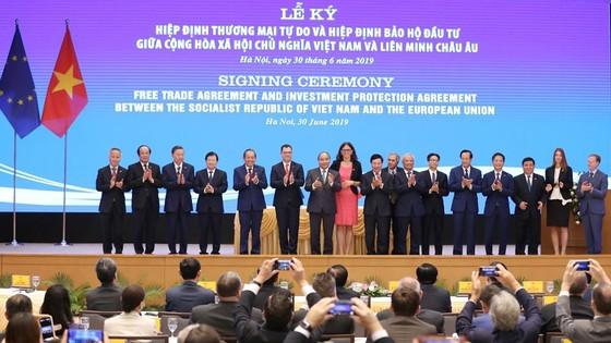 Chân trời mới trong quan hệ Việt Nam - EU  ảnh 1