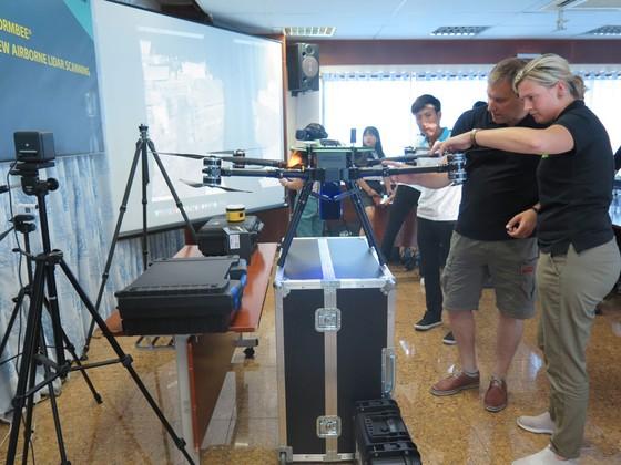 Ứng dụng công nghệ Laser scanner quản lý xây dựng ảnh 1