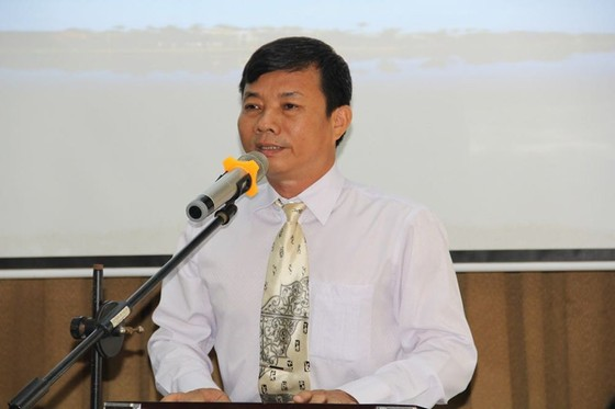 Phó chủ tịch VFF Cao Văn Chóng tham gia Hội đồng Trường Đại học Tiền Giang ảnh 1