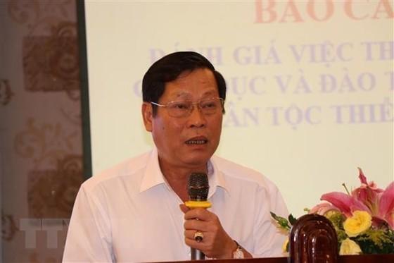 Kỷ luật lãnh đạo, nguyên lãnh đạo tỉnh Đắk Nông ảnh 1