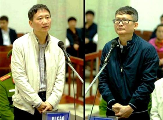 Vì sao tạm dừng phiên xử Trịnh Xuân Thanh và đồng phạm tham ô!? ảnh 1