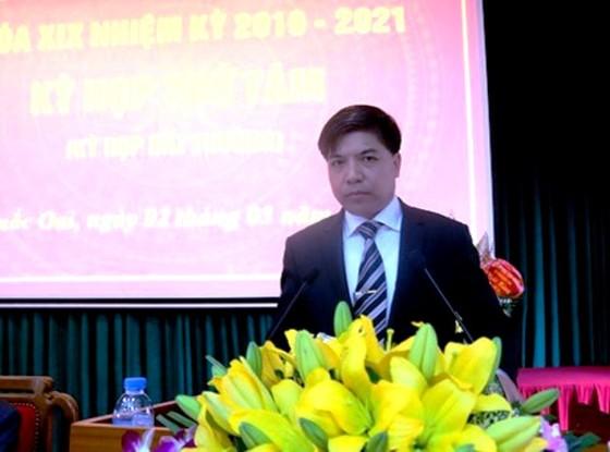 Sau sự việc chấn động, huyện Quốc Oai, Hà Nội có chủ tịch mới ảnh 1