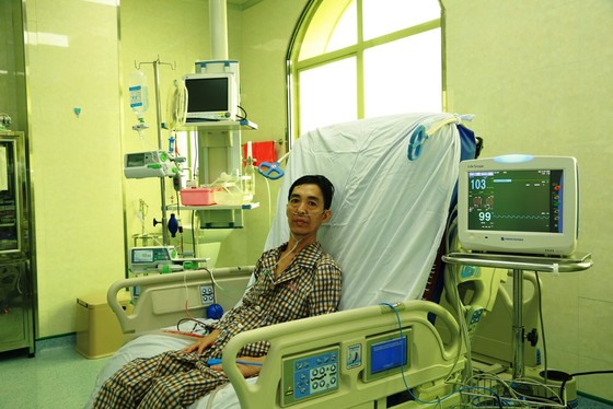 Lần đầu tiên Việt Nam ghép phổi thành công từ người cho chết não ảnh 6