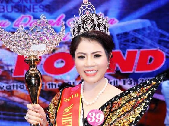 Hoa hậu doanh nhân cầm đầu đường dây buôn hóa đơn ngàn tỷ  ảnh 1