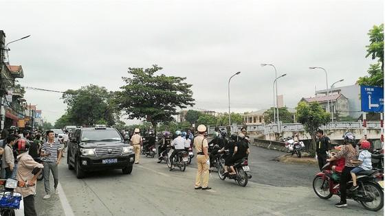 Truy điệu trọng thể Chủ tịch nước tại xã Quang Thiện - Đất mẹ quê hương ngóng mong ảnh 8