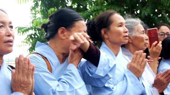 Truy điệu trọng thể Chủ tịch nước tại xã Quang Thiện - Đất mẹ quê hương ngóng mong ảnh 11