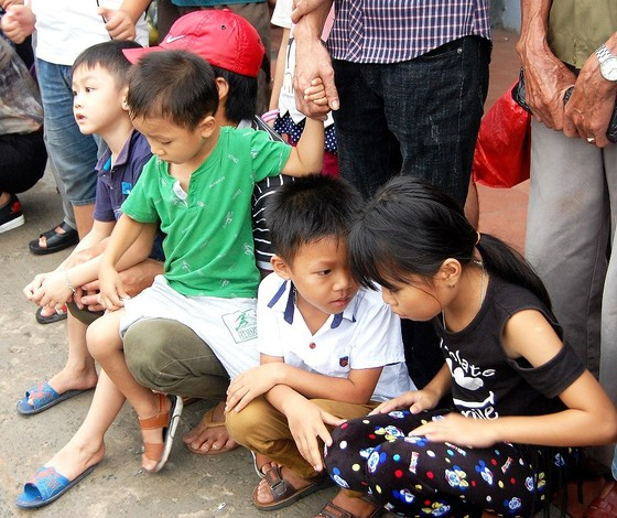 Truy điệu trọng thể Chủ tịch nước tại xã Quang Thiện - Đất mẹ quê hương ngóng mong ảnh 15