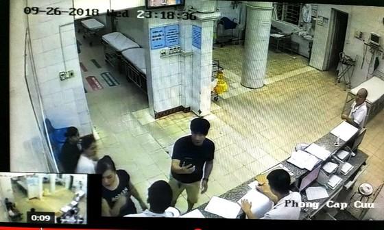 Bác sĩ Bệnh viện Quảng Ninh có đánh bệnh nhân? ảnh 1