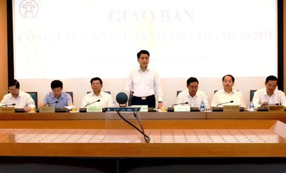 Chủ tịch UBND TP Hà Nội: Cưỡng chế 27 công trình vi phạm ở Sóc Sơn, xử nghiêm bất kể ai ảnh 1