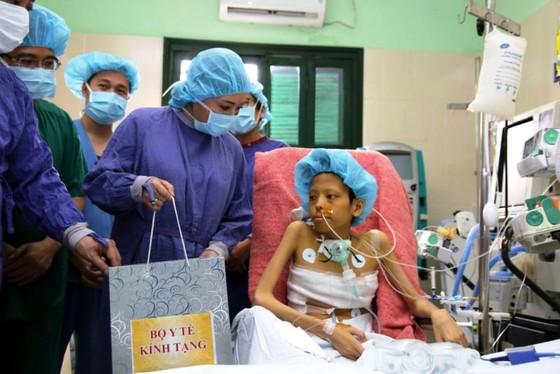 """Người hiến 7 mô, tạng được truy tặng kỷ niệm chương """"Vì sức khỏe nhân dân"""" ảnh 3"""